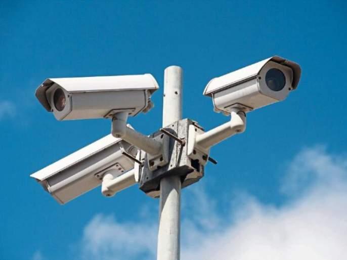 Corruption took place in Chinamade CCTV cameras | चायनामेड सीसीटीव्ही कॅमेऱ्यांत झाला भ्रष्टाचार