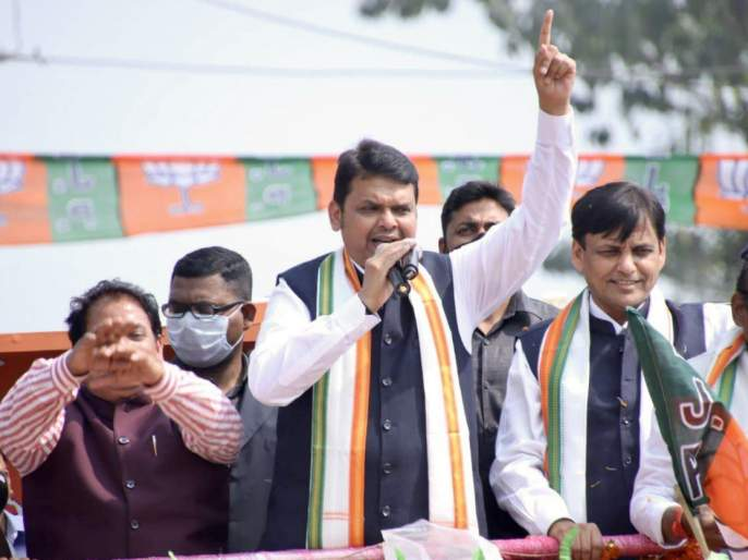 'Another' lockdown 'is not the solution, why is Corona constantly increasing in Maharashtra?', devendra fadanvis | 'दुसरा 'लॉकडाऊन' हा उपाय नाही, महाराष्ट्रातच सातत्याने का वाढतोय कोरोना?'