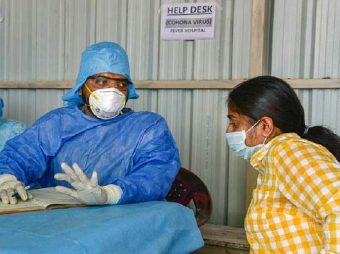 Two thousand 77 patients win corona in Thane district; Grandmother overcame the newborn baby   ठाणे जिल्ह्यात दोन हजार ७७ रुग्णांचा कोरोनावर विजय; नवजात बालकासह आजीचीही मात