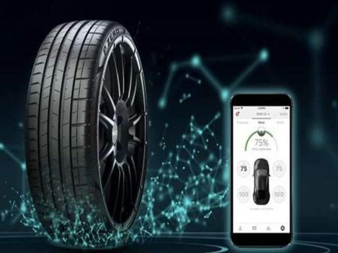 OMG! Not only the 5G car but also the 5G connected tyre from pirelli will come soon | अरेच्चा...! 5जी कारच नाही तर टायरही आला; कारना होणार हा फायदा