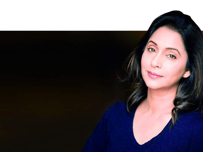 Ashvini Bhave compares pains and pleasures of stage, films, TV serials and ad-films | चार रस्ते
