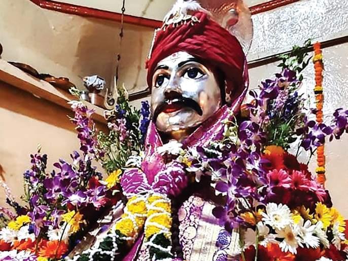 Chhobina festival Lotla Jan Sagar; Entire devotional   छबिना उत्सवाला लोटला जनसागर;संपूर्ण महाड भक्तिमय