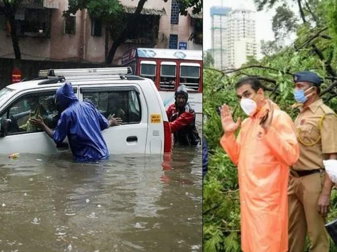 After so much rain, Mumbai or any other city in the world will be flooded; Claim BMC commissioner Iqbal Chahal | एवढा पाऊस पडल्यावर मुंबईच काय जगातील कोणतंही शहर तुंबणारच; पालिका आयुक्तांचा दावा