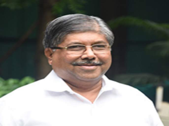 Chandrakant Patil answers opponents who call 'Champa'! | चंपा' म्हणून डिवचणाऱ्या विरोधकांची चंद्रकांत पाटलांकडून फिरकी !