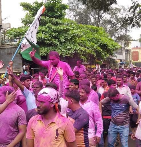 Lottery to Chandrakant Jadhav in the North | Maharashtra Assembly Election 2019 १३ दिवसात आमदार : उत्तर'मध्ये चंद्रकांत जाधव यांना लॉटरी-क्षीरसागर यांची हॅट्रीक हुकली