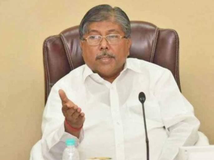 Maharashtra Election 2019 : Dhananjay Munde's statement about Pankaja Munde is reprehensible: Chandrakant Patil | महाराष्ट्र निवडणूक २०१९ : धनंजय मुंडे यांनी पंकजा मुंडे यांच्याविषयी केलेले वक्तव्य अतिशय निंदनीय : चंद्रकांत पाटील