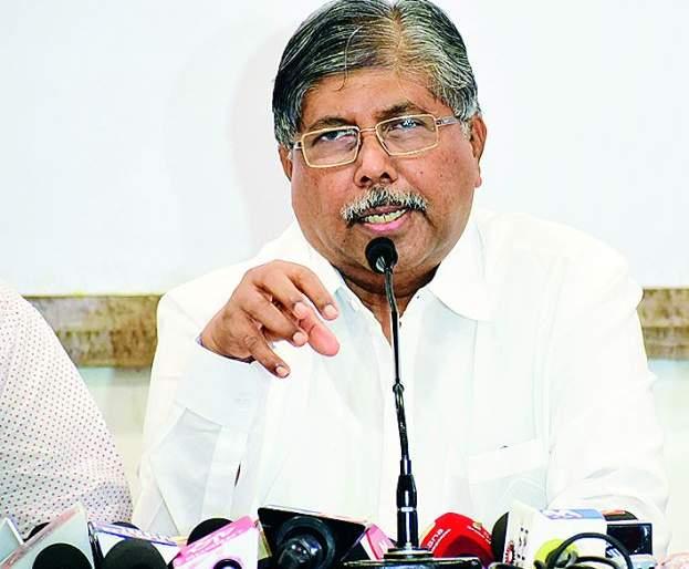 300% alliance with Shiv Sena : Chandrakant Patil | शिवसेनेसोबत ३०० टक्के युती होणारच : चंद्रकांत पाटील