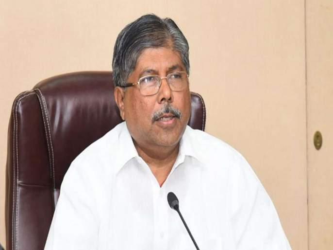 What is the future of the BJP-Shiv sena Yuti? Chandrakant Patil made a big statement   युतीचं भवितव्य काय? चंद्रकांत पाटील यांनी केले मोठे वक्तव्य