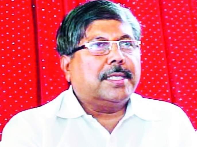 This year, there will be no MP in the house, 44 seats in the state - Pradhan of Chandrakant Patil | यंदा पवारांच्या घरात खासदार नसणार , राज्यात युतीला ४४ जागा-चंद्रकांत पाटील याचे भाकित