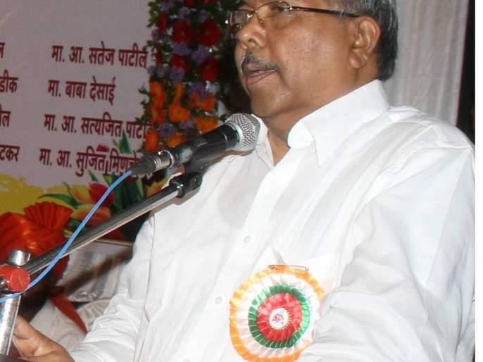 Lok Sabha Election 2019 was the biggest challenge for the people! - Chandrakant Patil | Lok Sabha Election 2019 सर्वात मोठी आॅफर पडळकरांनाच दिली होती!- चंद्रकांत पाटील