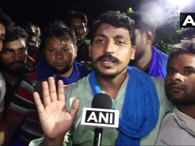 Bhim Army chief Chandrasekhar detained by Hyderabad police | भीम आर्मी प्रमुख चंद्रशेखर हैदराबाद पोलिसांच्या ताब्यात