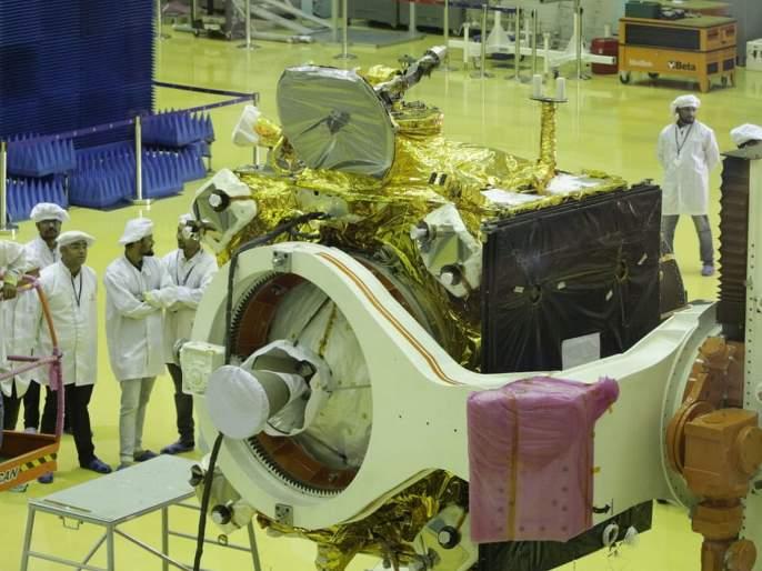 India's Chandrayaan-2 launch will be on July 15 | चांद्रयान-२ च्या प्रक्षेपणाचा मुहूर्त ठरला, 'या' दिवशी करणार चंद्राकडे प्रयाण