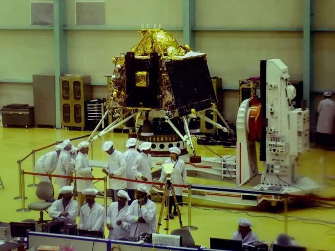 India's second lunar tour on July 15 | १५ जुलै रोजीभारताची चंद्रावरील दुसरी स्वारी!