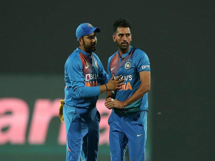 India Vs Bangladesh, 3rd T20I: India win and claim the series 2-1; Deepak Chahar took his maiden T20I five-wicket haul Deepak Chahar took his maiden T20I five-wicket haul and took a hat-trick | India Vs Bangladesh, 3rd T20I : भारताचा मालिकेत दणदणीत विजय, दीपक चहरची विक्रमी कामगिरी