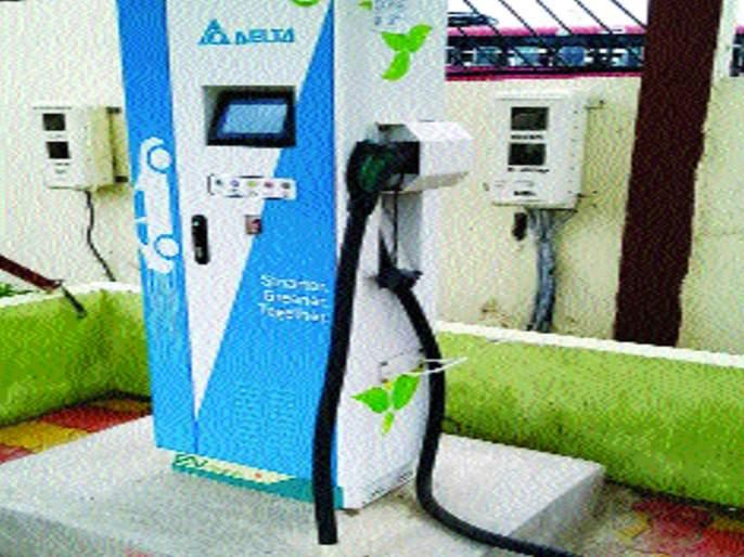 Charging 'Boost' at 5 places for Car's | गाड्यांसाठी ८०० ठिकाणी चार्जिंग 'बूस्ट'
