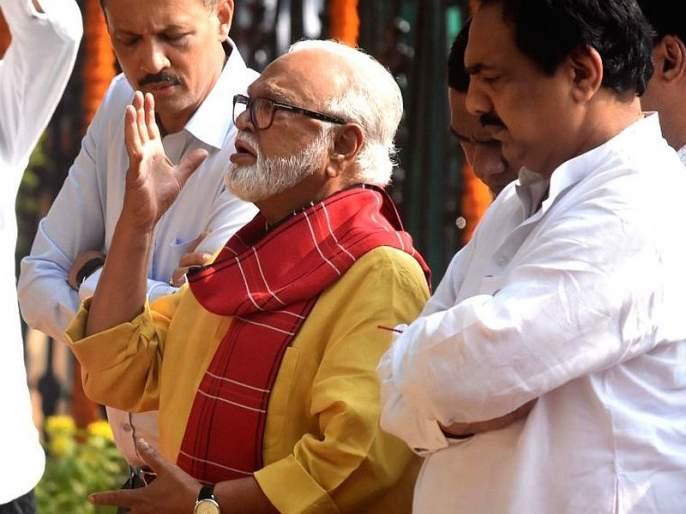 Thackeray Cabinet changes within 48 hours, NCP leaders' ministry department changes | ठाकरे मंत्रिमंडळात अवघ्या 48 तासांत बदल, राष्ट्रवादीच्या नेत्यांची खाती बदलली