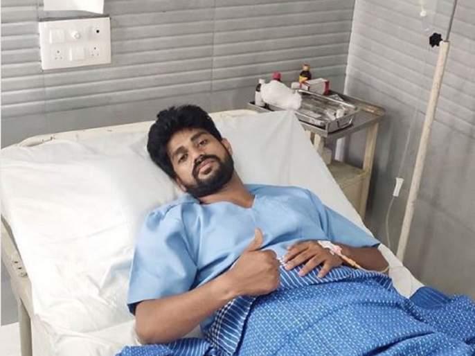 Chetna pics from alti palti sumdit kalti serial got viral   'अल्टी पल्टी'मधील चेतनचा हॉस्पिटलमधील फोटो होतोय व्हायरल, वाचा या मागचे सत्य