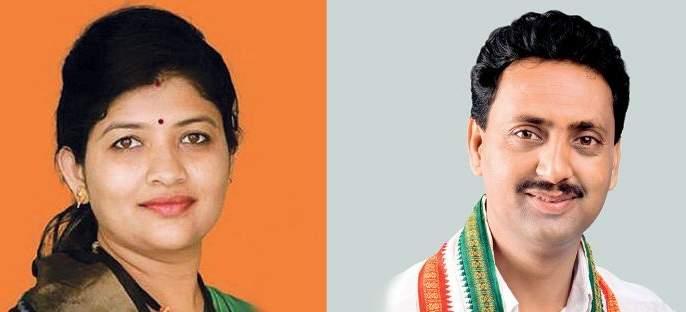 Chikhali Election Results 2019: Shweta Mahale vs Rahul Bondre, Maharashtra vidhan sabha election Results 2019 | चिखली निवडणूक निकाल :राहुल बोंद्रे गड कायम राखतात की श्वेता महाले बाजी मारणार?