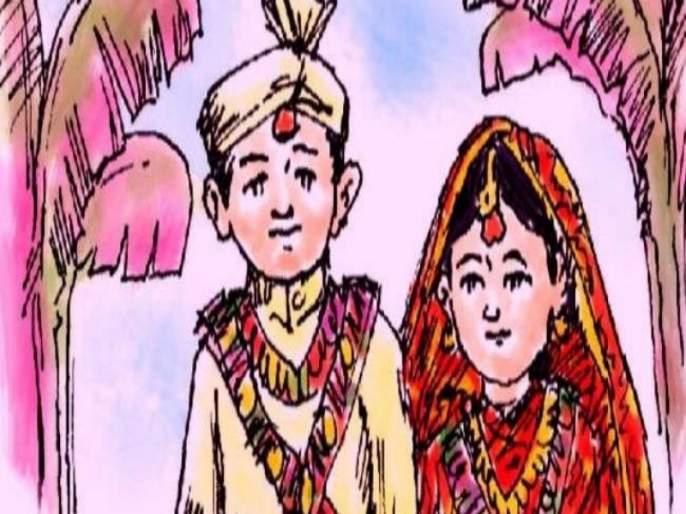 Child marriage of 14 year old girl in Hadapsar | हडपसरमध्ये १४ वर्षांच्या मुलीचा बालविवाह
