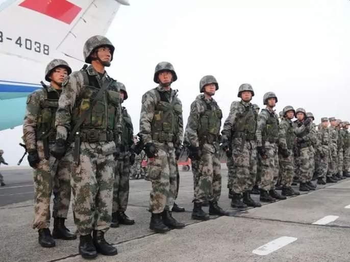 Chinese troops mobilize on Arunachal border, Indian troops on high alert | अरुणाचलच्या सीमेवर चिनी सैन्याची जमवाजमव, भारतीय सैन्याला हाय अलर्ट