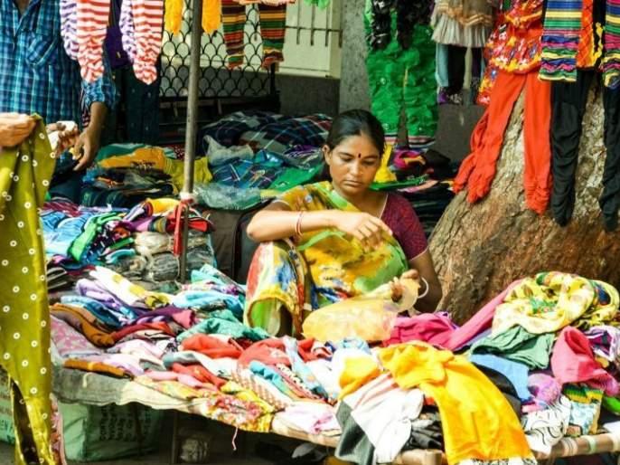 Vendors in the rag cloth market will give them corporation land | चिंधी बाजारातील विक्रेत्यांना मनपा जागा देणार
