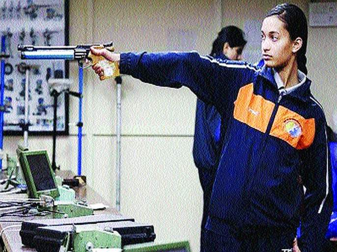 Chinki Yadav earns 11th Olympic quota for India | चिंकी यादवने भारतासाठी मिळवला अकरावा ऑलिम्पिक कोटा