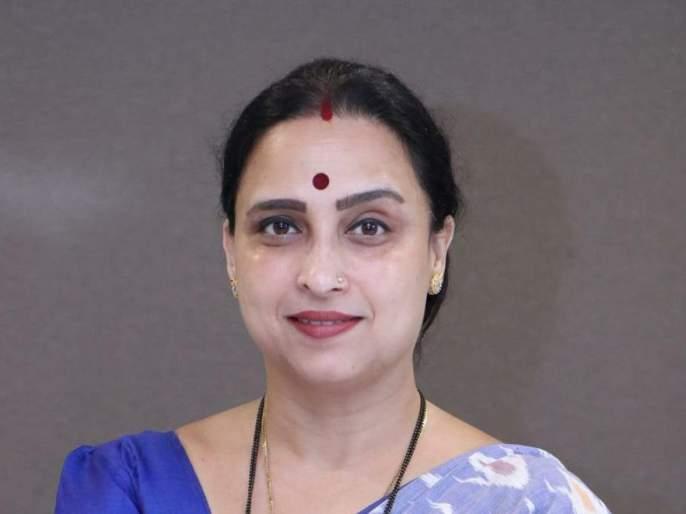 Pooja Chavan Death Case: 'Sir, I will not support such a dirty thing, I will meet Sharad Pawar', chitra wagh on pooja chavan suicide | Pooja Chavan Death Case: 'साहेब, असल्या गलिच्छ गोष्टीचं समर्थन करणार नाहीत, मी शरद पवारांना भेटणार'