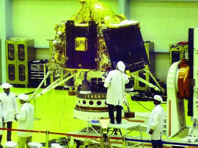 It will be Chandrayaan-2 | असे असेल चांद्रयान-२