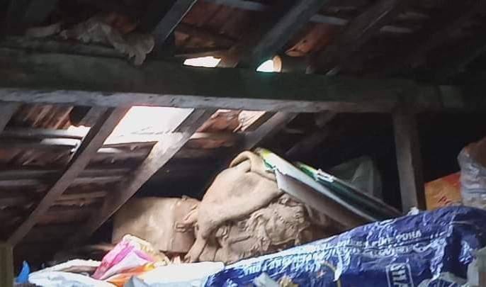 Theft at a grocery store in Malvan market | मालवण बाजारपेठेतील किराणा दुकानात चोरी