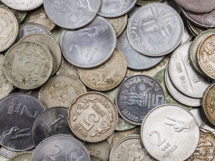 Bank manager stole 84 lakhs rupees stolen   बँक मॅनेजरने चोरली ८४ लाखांची चिल्लर