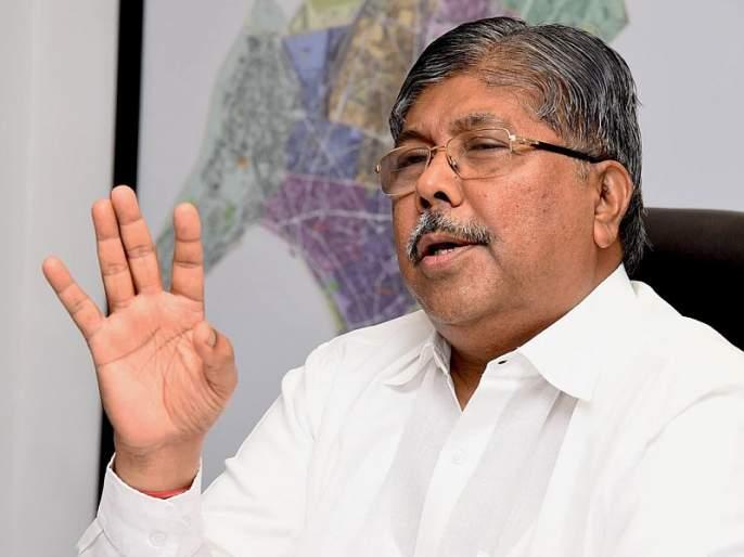 It was wrong to ask the party, BJP letter on Tanaji's morph video by chandrakant patil | पक्षाला जाब विचारणे चुकीचे, 'तानाजी'च्या मॉर्फ व्हिडीओनंतर भाजपाचे पत्र
