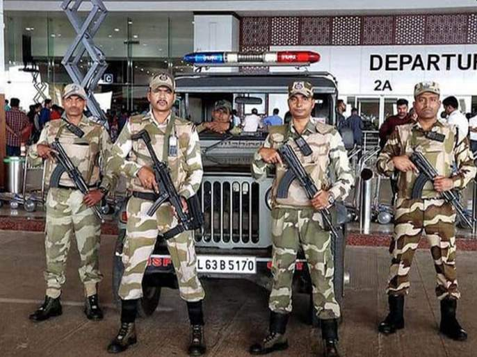 CISF personnel will have to give FB, Twitter account ID to the government, otherwise action will be taken | CISF जवानांना सरकारला द्यावे लागणार FB, Twitter अकाऊंट आयडी, अन्यथा होणार कारवाई