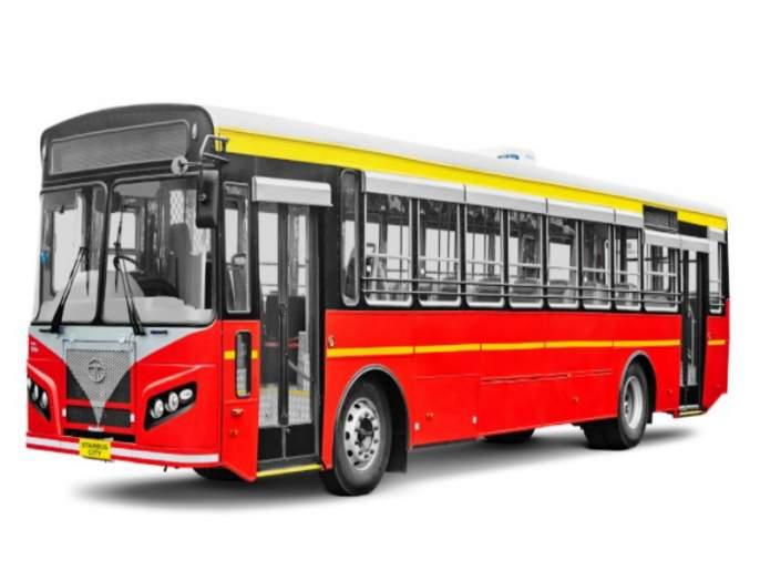 Maintaining a new bus by a private company: PMP's proposal | खासगी कंपनीकडे नवीन बसची देखभाल : पीएमपीचा प्रस्ताव