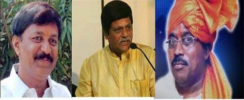 The President of the Congress in the race of NCP, Santosh Pawar | राष्ट्रवादीचे सपाटे, संतोष पवार यांच्या शर्यतीत काँग्रेसचे प्रकाश वाले