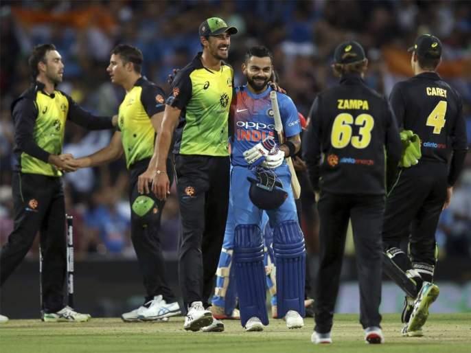 IPL deals made Australian players scared to sledge Virat Kohli, Say Michael Clarke svg | ... म्हणून ऑसी खेळाडू विराटशी पंगा घ्यायला घाबरतात, मायकेल क्लार्कचा गंभीर आरोप