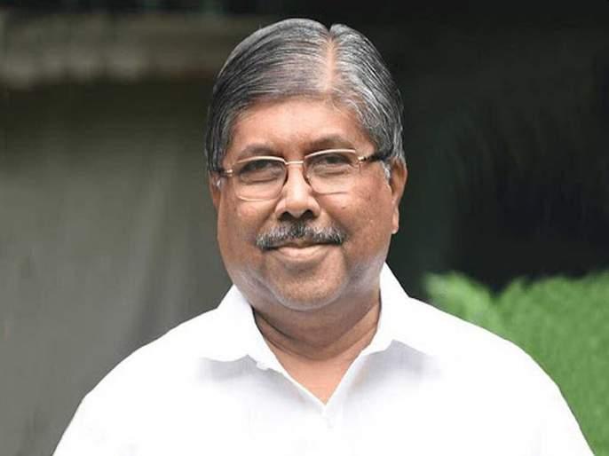 Chandrakant Patil helps Kothrud Citizens amid Corona crisis sna   Coronavirus : कोथरुडमध्ये फक्त5 रुपयात घरपोच मिळणारपोळी-भाजी, चंद्रकांत पाटलांचा उपक्रम