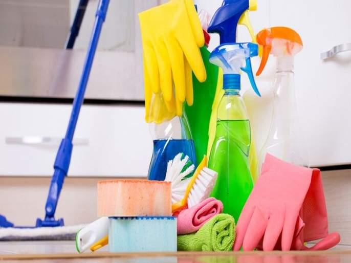 Diwali 2020 home cleaning tips in marathi and tricks in how to clean your home | Diwali 2020 : दिवाळीची साफसफाई करताना 'या' टिप्स वापराल; तर कमी वेळात घर होईल चकाचक!