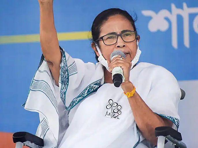 West Bengal election 2021 CM Mamata Banerjee says corona second wave pandemic created by pm modi | West Bengal election : कोरोनाची दुसरी लाट म्हणजे 'मोदी-निर्मित Tragedy'; बंगालच्या मुख्यमंत्री ममतांचा हल्लाबोल