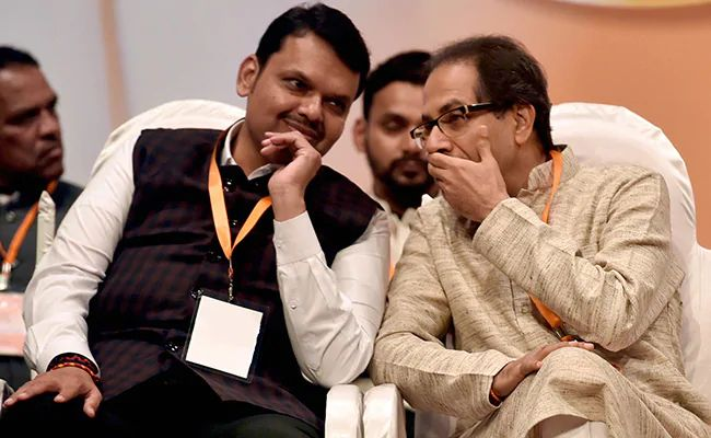 Maharashtra Election, Maharashtra Government: 'Alliance's parrot is dead but the question of who has to announce it remains Says Jayant Patil | Maharashtra Government: 'युतीचा पोपट मेला आहे मात्र जाहीर कोणी करायचं हा प्रश्न राहिलाय'