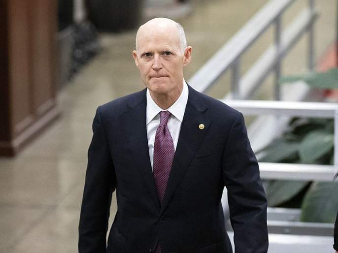 us senator rick scott demands congress should investigate whos coronavirus responsesna | CORONAVIRUS : CHINA-WHOची मिलीभगत,अमेरिकन खासदाराचा सनसनाटी आरोप