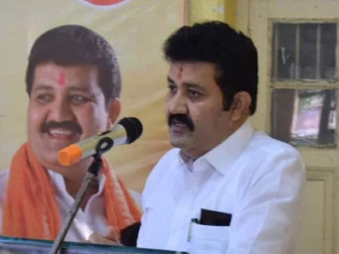 Pooja Chavan Suicide Case: After resigning as Minister, Sanjay Rathod attacked on BJP | Pooja Chavan Suicide Case: मंत्रिपदाच्या राजीनाम्यानंतर माजी वनमंत्री संजय राठोड विरोधकांवर संतापले