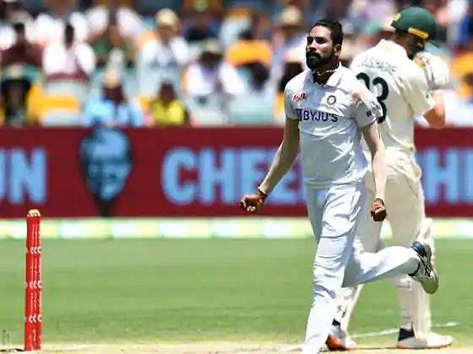 4th Test: India wants 328 run for victory, Australia all out on 294 | चौथी कसोटी : भारतापुढे विजयासाठी 328 धावांचे लक्ष्य, सिराजच्या 'पंच'पुढे ऑस्ट्रेलिया सर्व बाद २९४