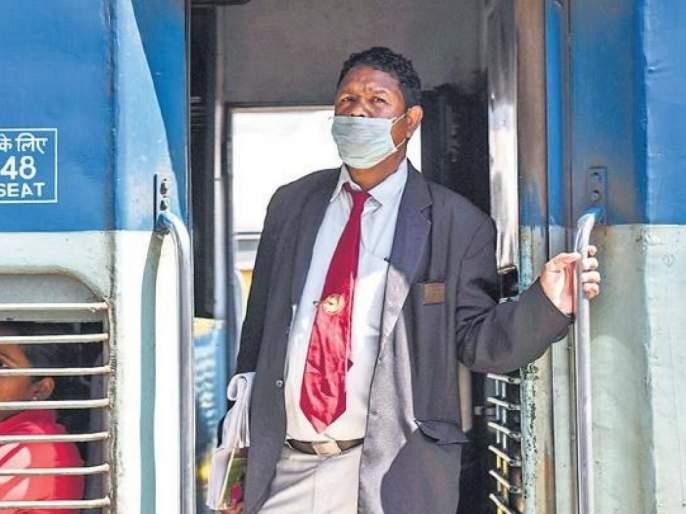 Bonus announced for railway employees 11.58 lakh people will get bonus equal to 78 days salary | रेल्वे कर्मचाऱ्यांना बोनस जाहीर, ११.५८ लाख जणांना मिळणार ७८ दिवसांच्या वेतनाएवढा बोनस