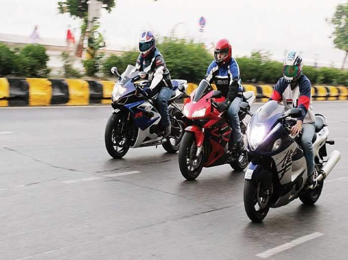 Road Safety Week: Bike's 'Dhoom' Shaan Kills! Strict action is needed along with public awareness | रस्ते सुरक्षा सप्ताह: बाइकचे 'धूम'शान जीवघेणे!जनजागृतीबरोबर कडक कारवाई हवी