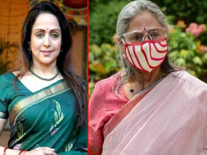 BJP MP Hema Malini Supoort to Jaya Bachchan over Bollywood Statement, Target Kangana Ranaut | बॉलिवूडच्या समर्थनार्थ 'ड्रीमगर्ल' सरसावली; जया बच्चननंतर हेमा मालिनीनं कंगना राणौतला सुनावलं