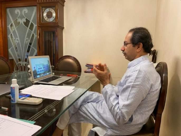 Opponents BJP Leader MLA Atul Bhatkhalkar Criticized CM Uddhav Thackeray over Mumbai Water Logging | ...पण तरीही ते 'घरी'च, दार उघड भावा दार उघड! विरोधकांचा उद्धव ठाकरेंना उपरोधिक टोला