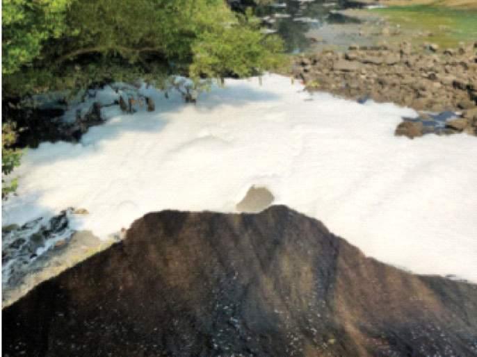 Control of creek pollution by the Board; Fishing is on the verge of extinction | खाड्यांच्या प्रदूषणास नियंत्रण मंडळाचा वरदहस्त;मासेमारी नष्ट होण्याच्या मार्गावर