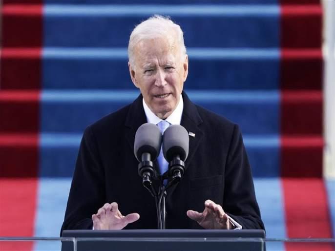 In the United States, the corona has not diminished; 200 coronated in Joe Biden's safety | अमेरिकेत कोरोनाचा जोर कमी होईना; जोबायडेन यांच्या सुरक्षेतील 200 कोरोनाग्रस्त