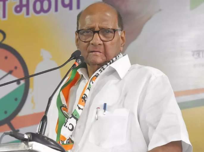 NCP Sharad Pawar first reaction on ED action against Shiv Sena MLA Pratap Saranaik | शिवसेना आमदार प्रताप सरनाईकांवरील ईडी कारवाईवर शरद पवारांची पहिली प्रतिक्रिया, म्हणाले...
