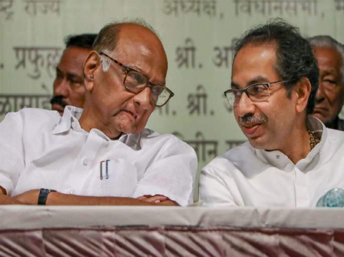 Emergency meeting between NCP Sharad Pawar and CM Uddhav Thackeray after Fadnavis-Raut meeting | फडणवीस-राऊत भेटीनंतर राष्ट्रवादी अलर्ट; शरद पवार आणि मुख्यमंत्री उद्धव ठाकरेंमध्ये तातडीची बैठक